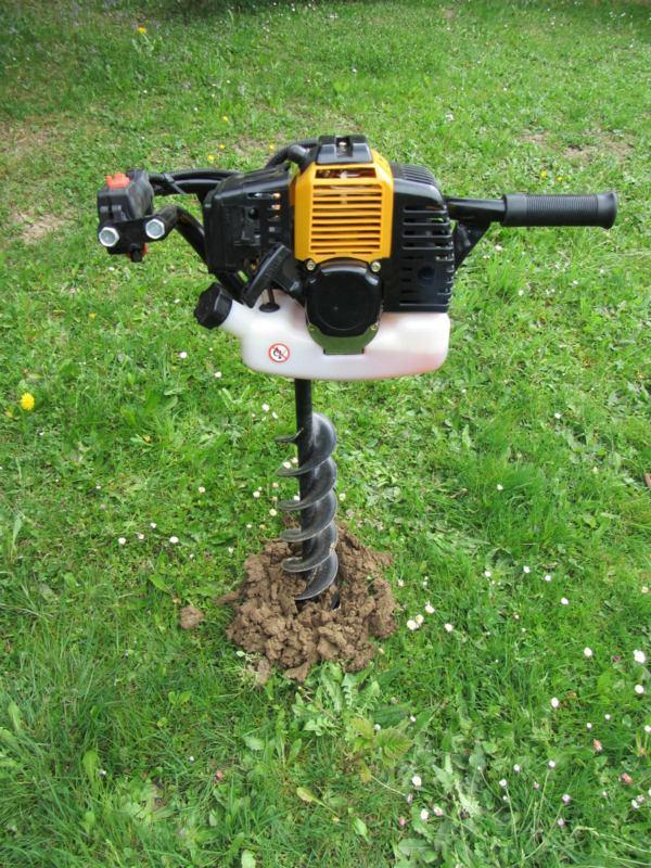 Maschinenverleih - Motorhacke / Gartenfräse ...